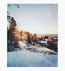 Trondheim. Photographic Print