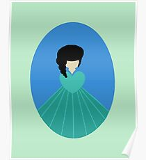 Simplistic Princess #3 Poster