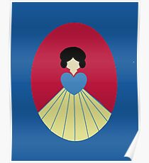 Simplistic Princess #6 Poster