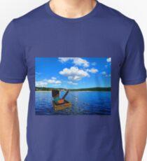 Minecraft: Fishing in reallife Unisex T-Shirt
