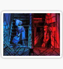 Hiei and Kurama Sticker