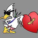 Valentine's Day Duck by Dave-id