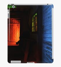 24.1.2016: Light Painted Cowshed iPad Case/Skin