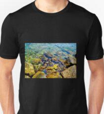 Mediterranean Sea from Paphos Harbour Unisex T-Shirt