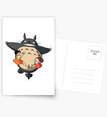 Postales Totoro