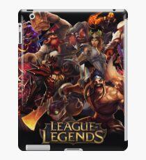 leauge of legends iPad Case/Skin