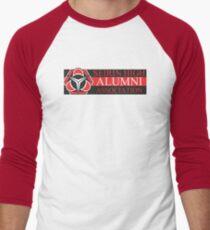 """Seirin High """"Alumni Association"""" Logo Men's Baseball ¾ T-Shirt"""