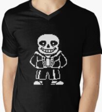 undertale V-Neck T-Shirt