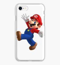 Cover Super Mario-Cartons iPhone Case/Skin
