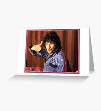 Andy Samberg - Hot Rod Greeting Card