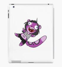 Goofy rach iPad Case/Skin