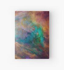 The Orion Nebula.  Hardcover Journal