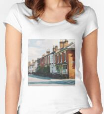 Stratford-upon-Avon Houses Women's Fitted Scoop T-Shirt