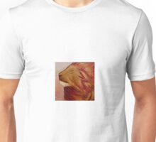 Majestic windswept lion Unisex T-Shirt