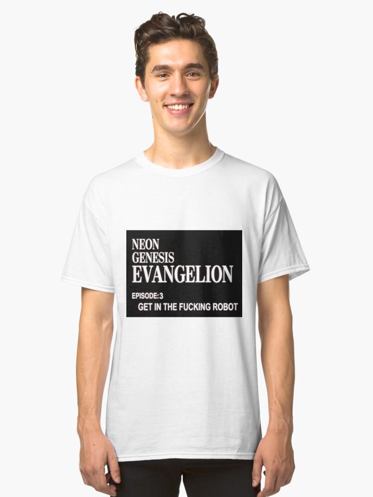 Neon Genesis Evangelion: Get In The Robot