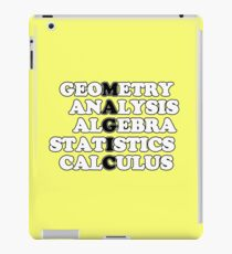 Math is Magic iPad Case/Skin