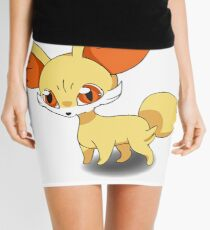 Fennekin Pokemon Mini Skirt