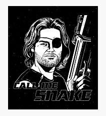 Call Me Snake Photographic Print