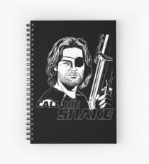 Call Me Snake Spiral Notebook