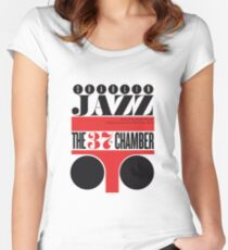 SHAOLIN JAZZ - Shapes Women's Fitted Scoop T-Shirt