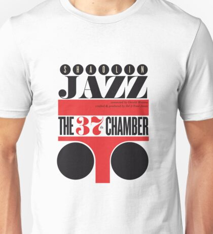 SHAOLIN JAZZ - Shapes T-Shirt