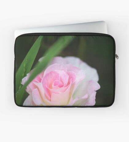 Seduced by a Rose Laptop Sleeve