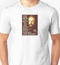 Haile Selassie Quote Unisex T-Shirt