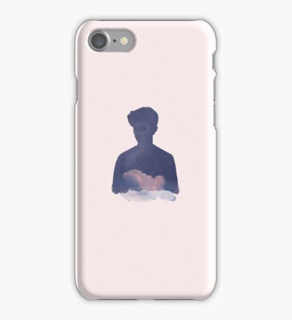 Cloudy With A Chance of Troye iPhone Case/Skin