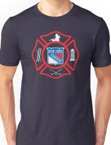 FDNY - Rangers style Unisex T-Shirt