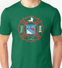 FDNY - Rangers style T-Shirt