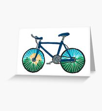 Go for  a Ride Greeting Card