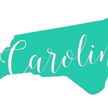 Mint Carolina by KHdesigns