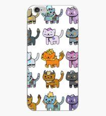 Neko Atsume Feral Druid Todos iPhone Case