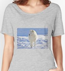 Arctic Wolf (Click and see large!) Women's Relaxed Fit T-Shirt