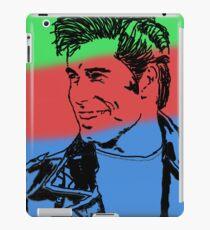 Color Travolta iPad Case/Skin