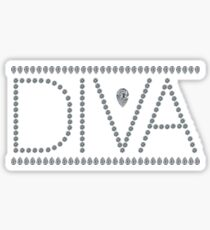 Diva Sticker