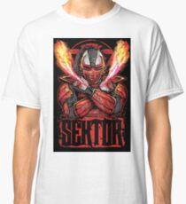Sektor Mortal Kombat Classic T-Shirt