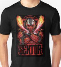 Sektor Mortal Kombat Unisex T-Shirt