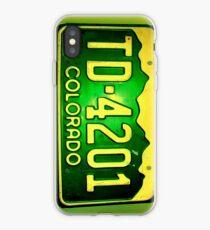 TD-4201  iPhone Case