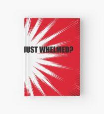 Whelmed Hardcover Journal