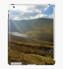 Hayeswater in the Lake District National Park, UK iPad Case/Skin