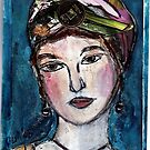 Lady In A Turban by RobynLee