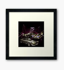 Cruiser  Framed Print