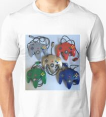 N64 Controllers T-Shirt