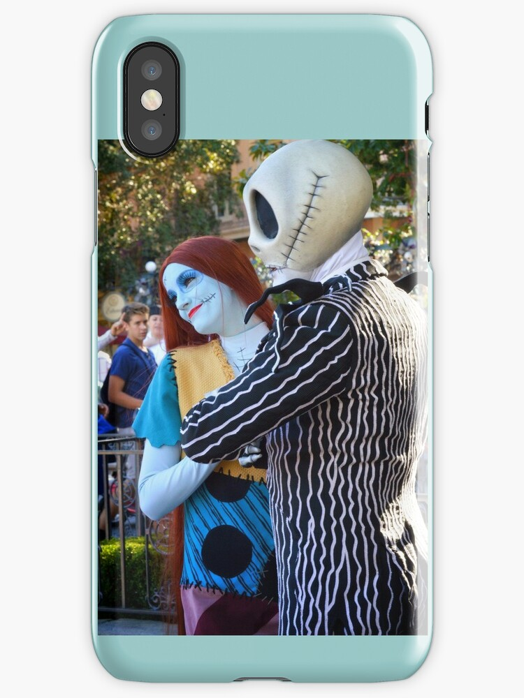 Jack & Sally by maileficent