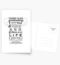 Clace quote Postcards