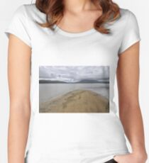 Loch Shiel Fitted Scoop T-Shirt