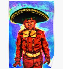 The Angry Mariachi Poster