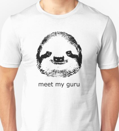 meet my guru T-Shirt