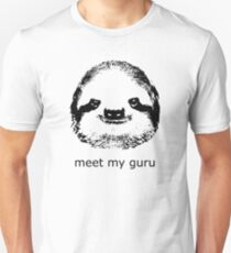 meet my guru Unisex T-Shirt
